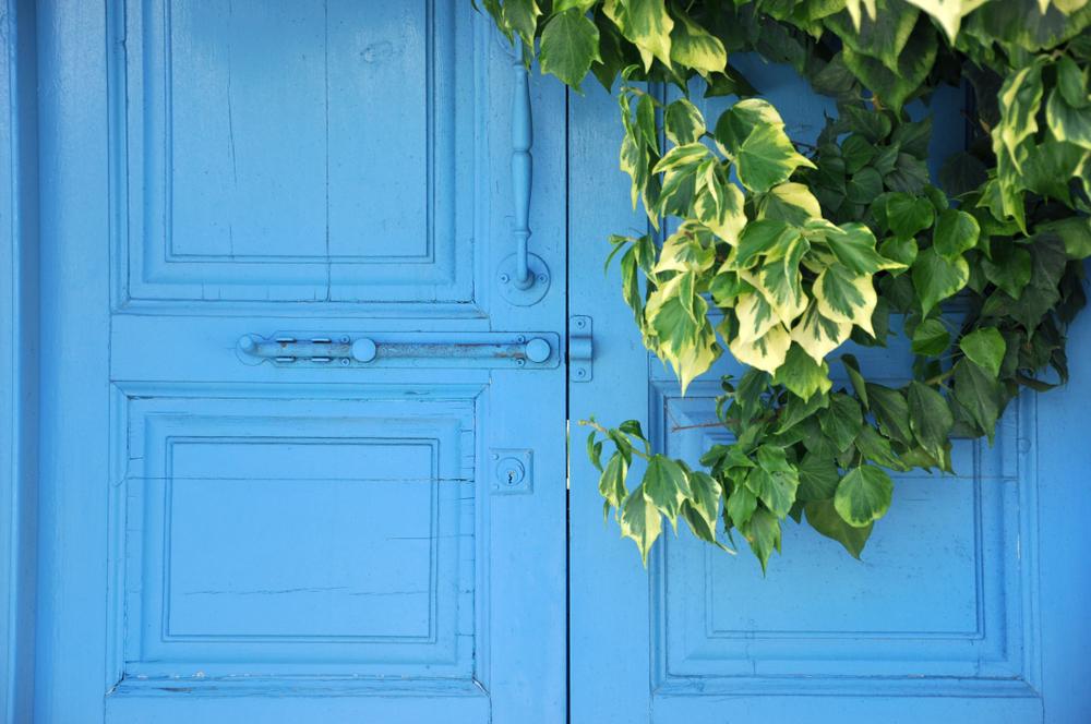 ferme bleue Alsace
