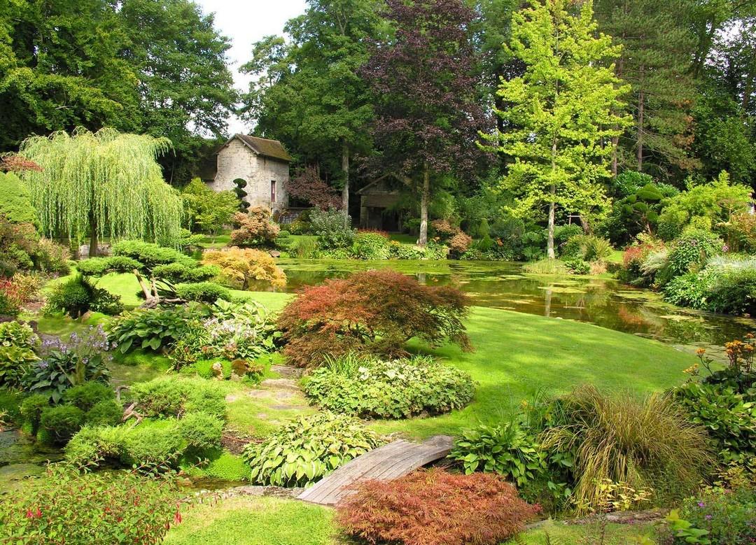 jardin privé embellissement