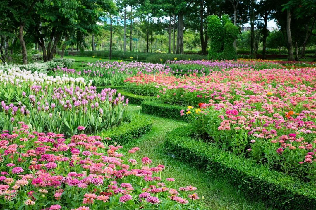 jardin public original