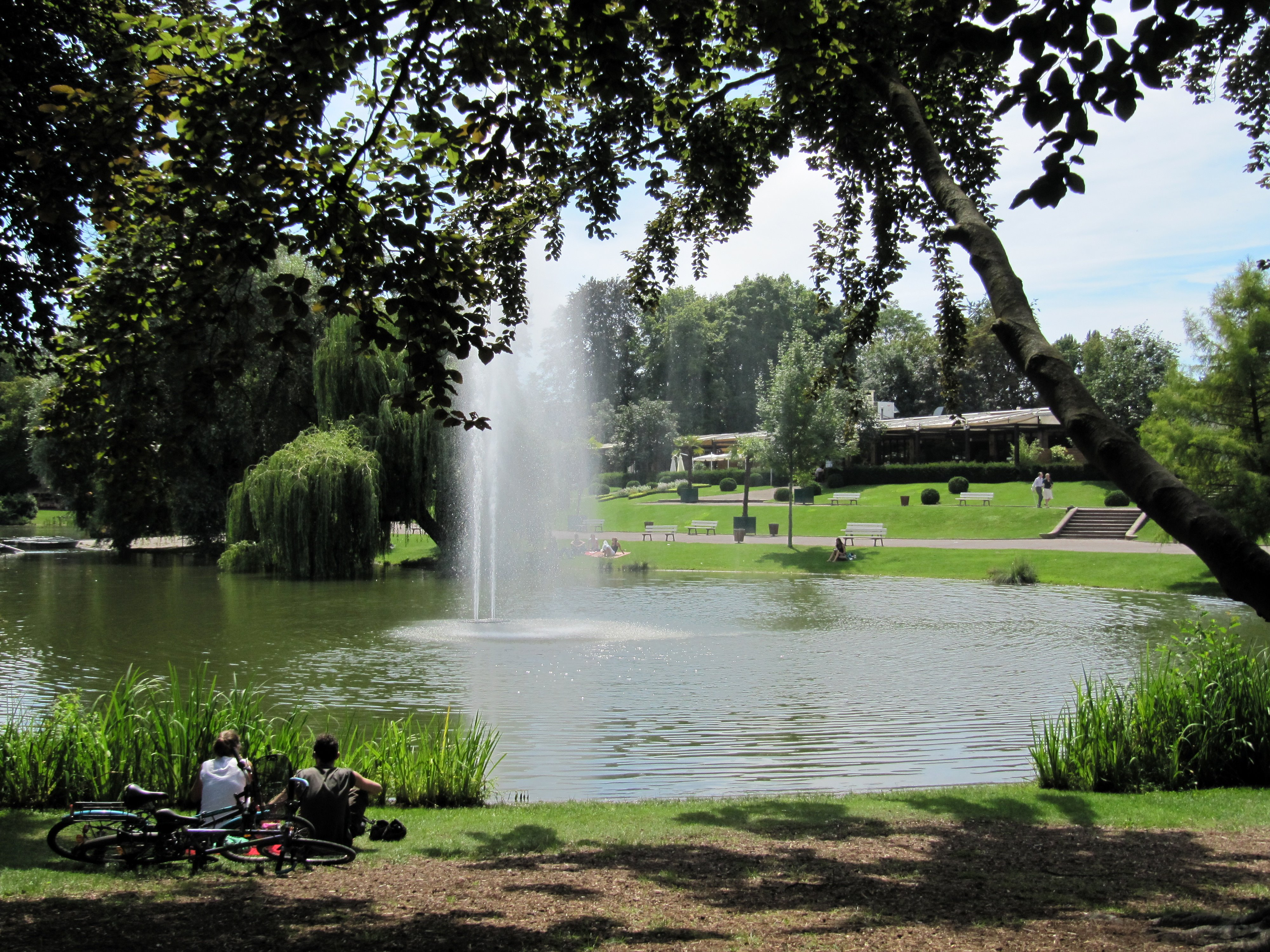parc orangerie